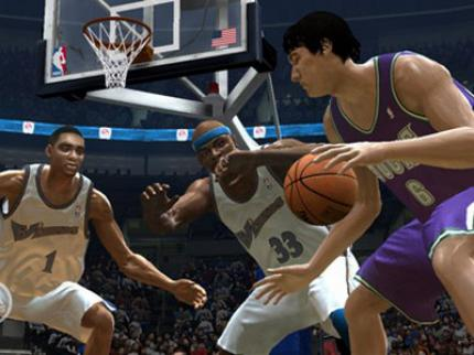 NBA Live 07: Neues Video im Netz