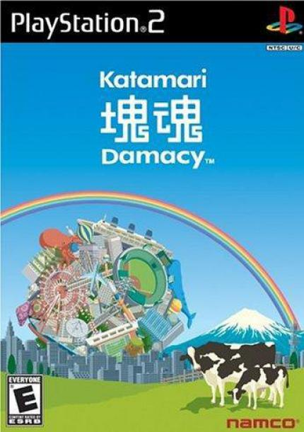 Katamari Damacy (US): Roll. roll. roll. your ball gently down the street.... - Leser-Test von Gonzo09