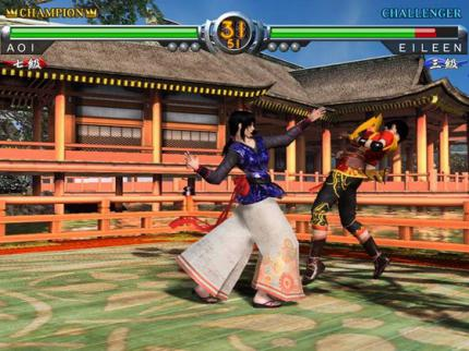 Virtua Fighter 5: Neue Bilder