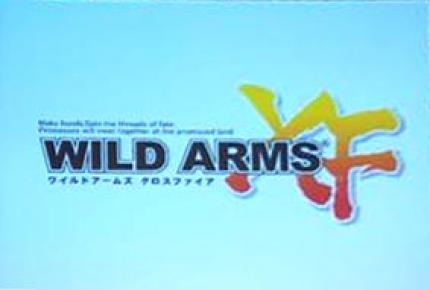 Wild Arms XF - Cross Fire: Homepage online
