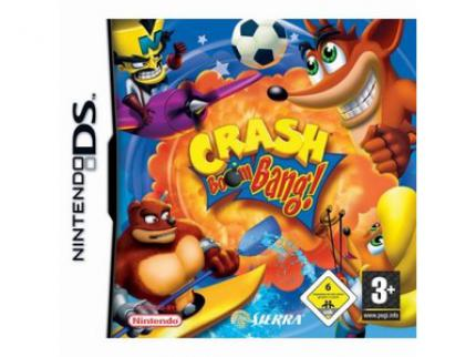 Crash Boom Bang!: Gameplay-Videos online