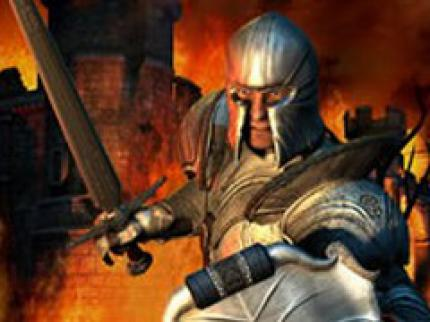 The Elder Scrolls: Oblivion: Bilder zum Add-On Knight of the Nine