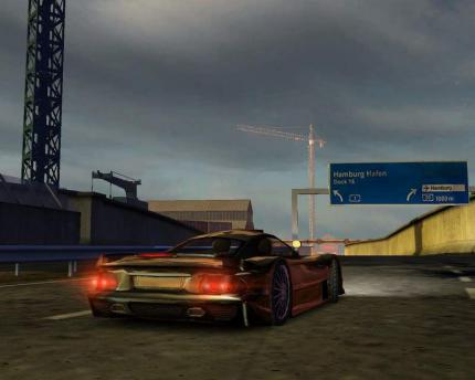 German Street Racing: Neue Screenshots