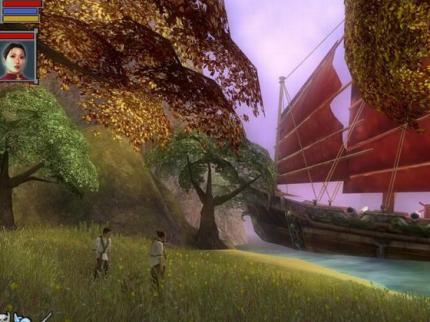 Jade Empire: Trailer der PC-Version