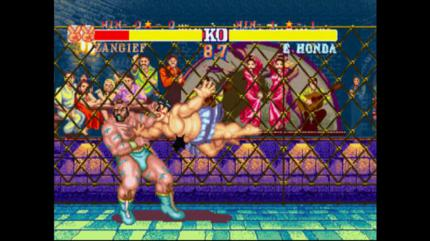 Street Fighter 2': Hyper Fighting