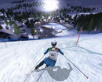 Ski Alpine Racing 2007: Demo bereit zum Download