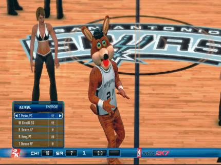 NBA 2K6: Next Generation Basketball von 2k Sports - Leser-Test von Krizz