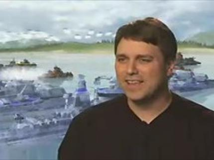 Supreme Commander: Chris Taylor im Interview