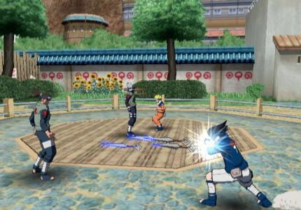 Naruto: Clash of Ninja - European Version