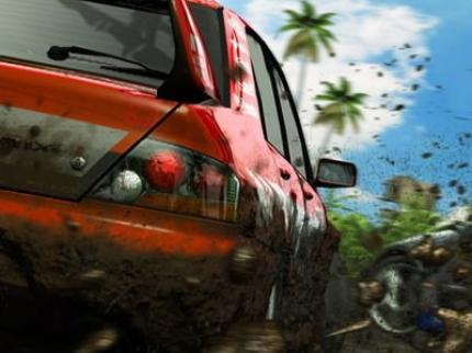 SEGA Rally: PS3-Demo zum Launch