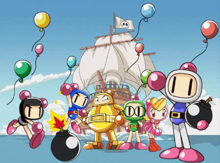 Bomberman Land Touch!: Neue Screens & Artwork