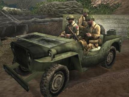 Call of Duty: Roads to Victory: Neue Eindrücke des PSP-Titels