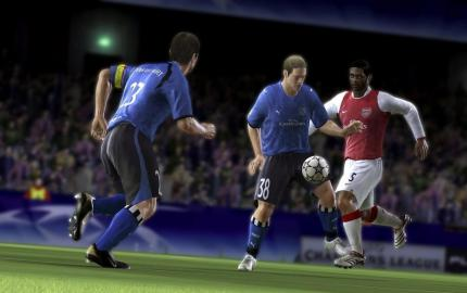 UEFA Champions League 06/07: Bilder der Xbox 360-Version