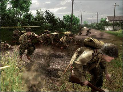 Brothers in Arms Hells Highway: Gameplay Video eingetroffen
