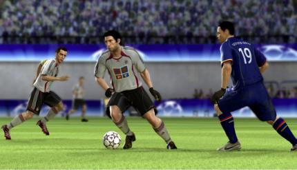UEFA Champions League 06/07: Erstes Gameplay-Video