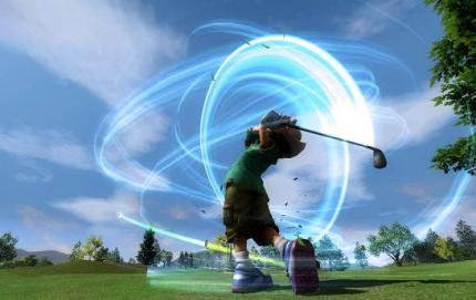 Everybody's Golf 5: 40 Screenshots und offizielle Website