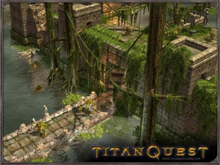 Titan Quest - Immortal Throne: Acht neue Screenshots