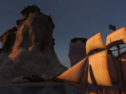 Pirates of the Burning Sea: 12 neue Screenshots