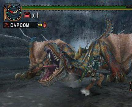Monster Hunter Portable 2nd: Rekord: 0,5 Mio Verkäufe am ersten Tag