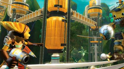 Ratchet & Clank Future: Neue Details & Screenshots