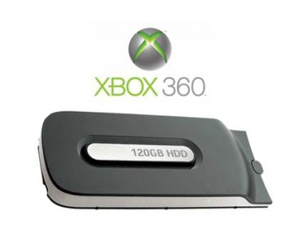 Xbox 360: 120 GB HDD morgen in Australien