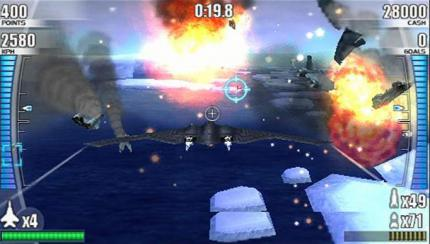 After Burner: Black Falcon: 23 neue Screenshots erschienen