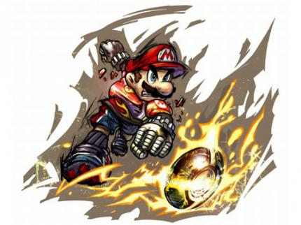 Mario Strikers Charged: Neues Video direkt von der GDC