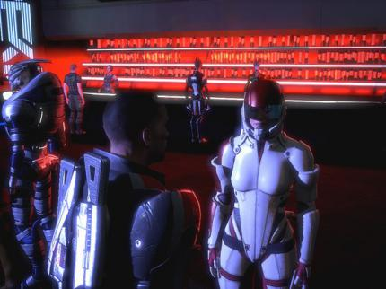 Mass Effect: Elf neue Screenshots erschienen