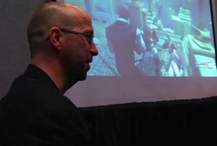 GDC 2007: Behind the Scenes Video
