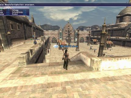Final Fantasy XI: Ab sofort komplett in Deutsch