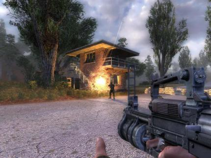 S.T.A.L.K.E.R. Clear Sky: Patch v1.5.09 erschienen