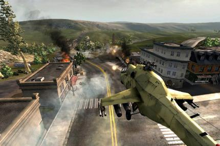 World in Conflict: Moderate Hardwareanforderungen