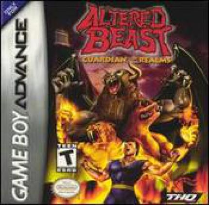 Altered Beast: Guardian of the Realms - Rise from your grave...again! - Leser-Test von Goreminister