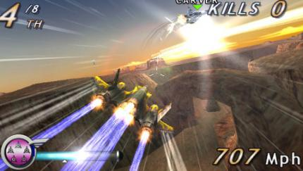 Mach: Modified Air Combat Heroes