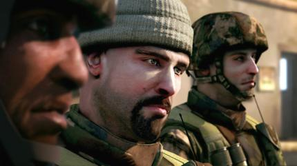 Battlefield: Bad Company: Screens zeigen Umgebungsgrafik