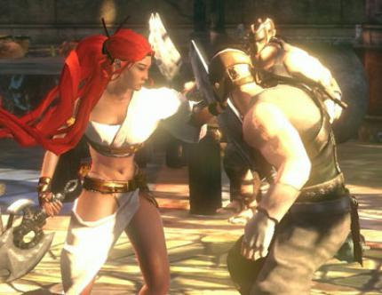 Heavenly Sword: Neues Ingame-Video da