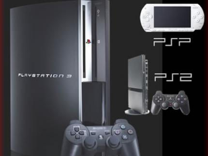 Sony PS3 / PS2 / PSP: US-Lineup für Frühling 2007