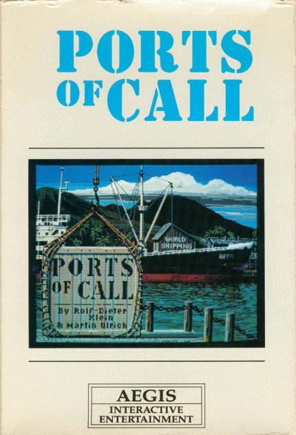 Ports of Call: Call the Ships to Port - Leser-Test von alpha_omega