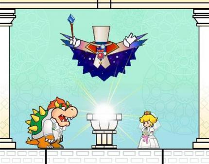 Super Paper Mario: 2 neue Video und 6 Screenshots