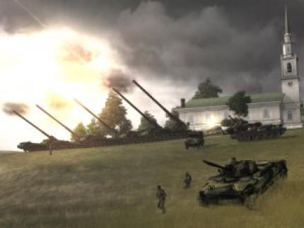 World in Conflict: Editor in Arbeit