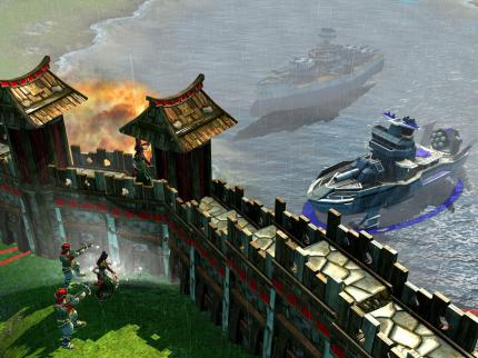 Empire Earth 3: Welteroberung ohne DirectX 10