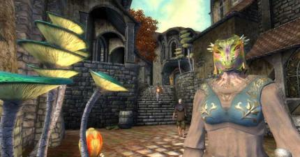 Oblivion: The Shivering Isles: Bug auch auf Xbox 360 bald behoben