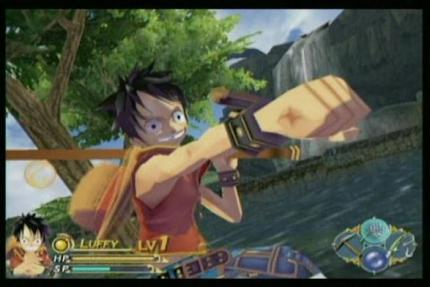 One Piece: Unlimited Adventure: Bilder und Trailer zur Anime-Umsetzung