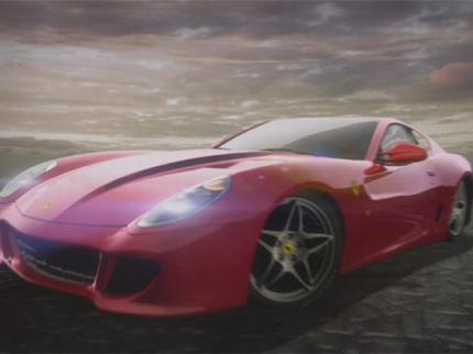 Project Gotham Racing 4: Trailer zeigt Schnee am Nürburgring