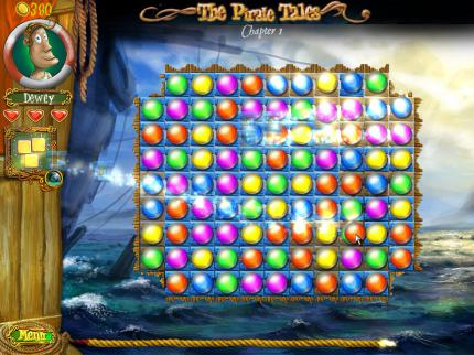 Pirates Tales: Piraten-Puzzle mit 100 Levels