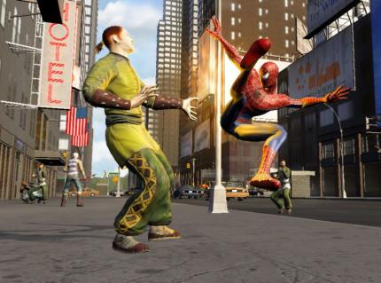 Spider-Man 3: PS3: Collectors-Edition und Screenshots