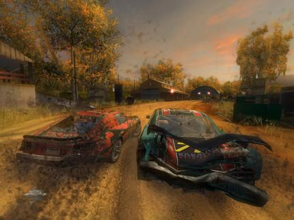Flatout Ultimate Carnage: Bilder Update