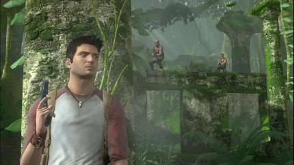 Uncharted: Drakes Fortune: Neues Bildmaterial aus dem Dschungel