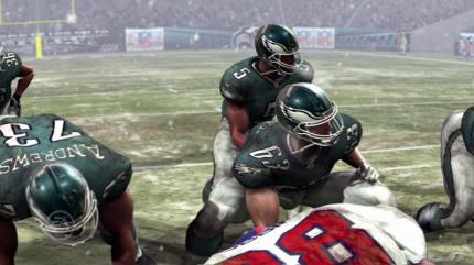 Madden NFL 2008: 24 Screenshots vom Football-Platz