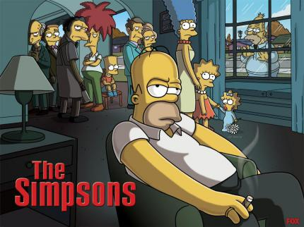 The Simpsons Game: Matt Groening wird Endboss
